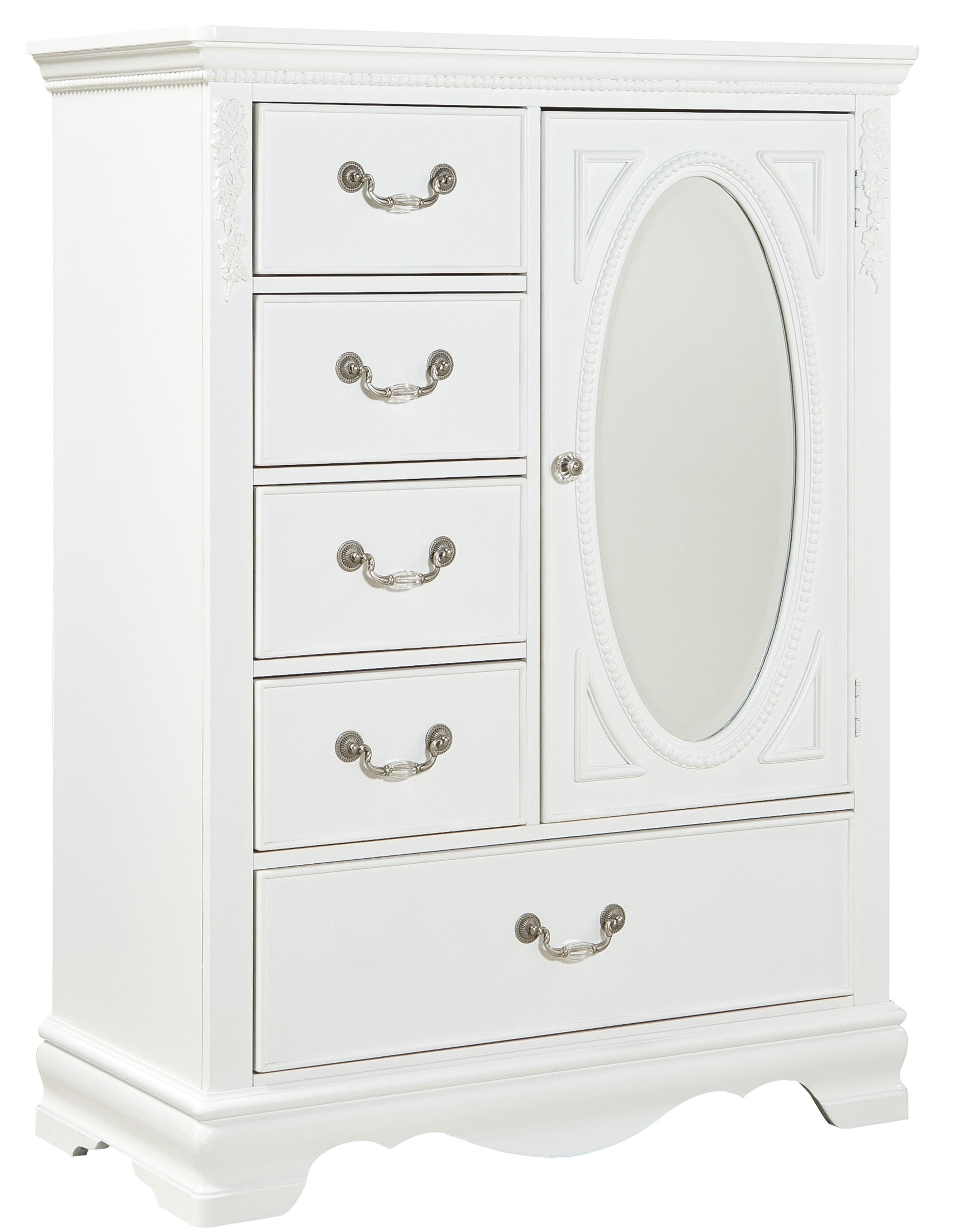Standard Furniture Jessica Wardrobe - Item Number: 94238