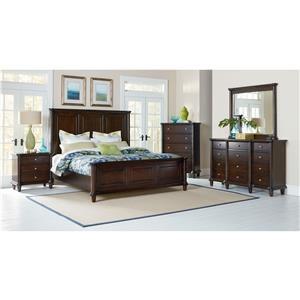 Standard Furniture Kingsley Queen 6-Piece Bedroom Group