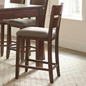 Standard Furniture Kyle Counter Height Dining Chair 2-Pack - Item Number: 16597