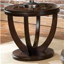 Standard Furniture La Jolla Round End Table - Item Number: 23762