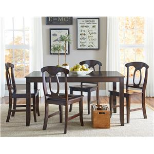 Vendor 855 Larkin 5 Piece Dining Table Set