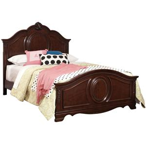 Standard Furniture Laurel Full Headboard & Footboard Bed
