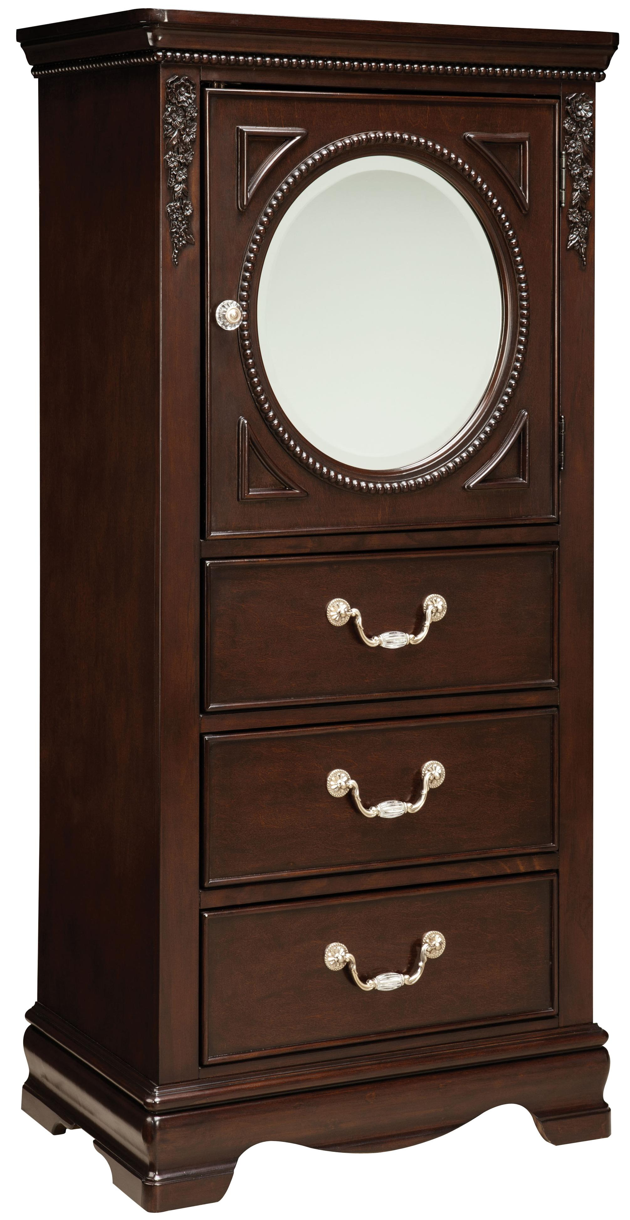 Standard Furniture Laurel Lingerie Chest   Item Number: 93765
