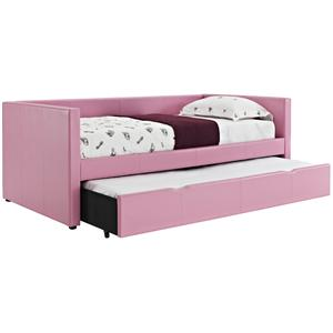 Vendor 855 Lindsey Twin Daybed with Trundle