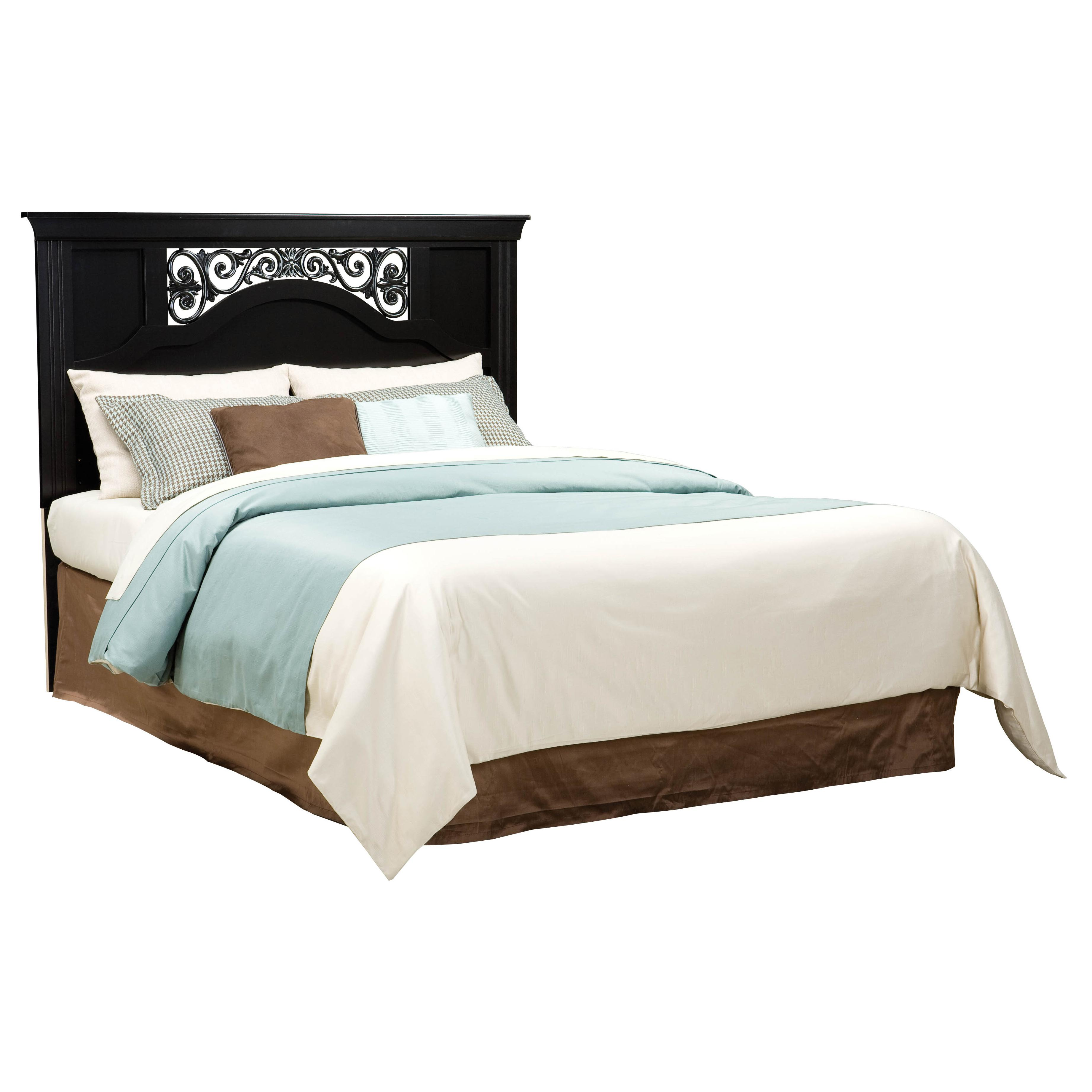 Standard Furniture Madera Full/Queen Panel Headboard Bed - Item Number: 54551