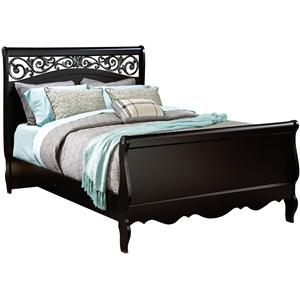 Standard Furniture Madera Queen Sleigh Bed