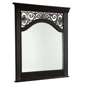 Standard Furniture Madera Panel Mirror