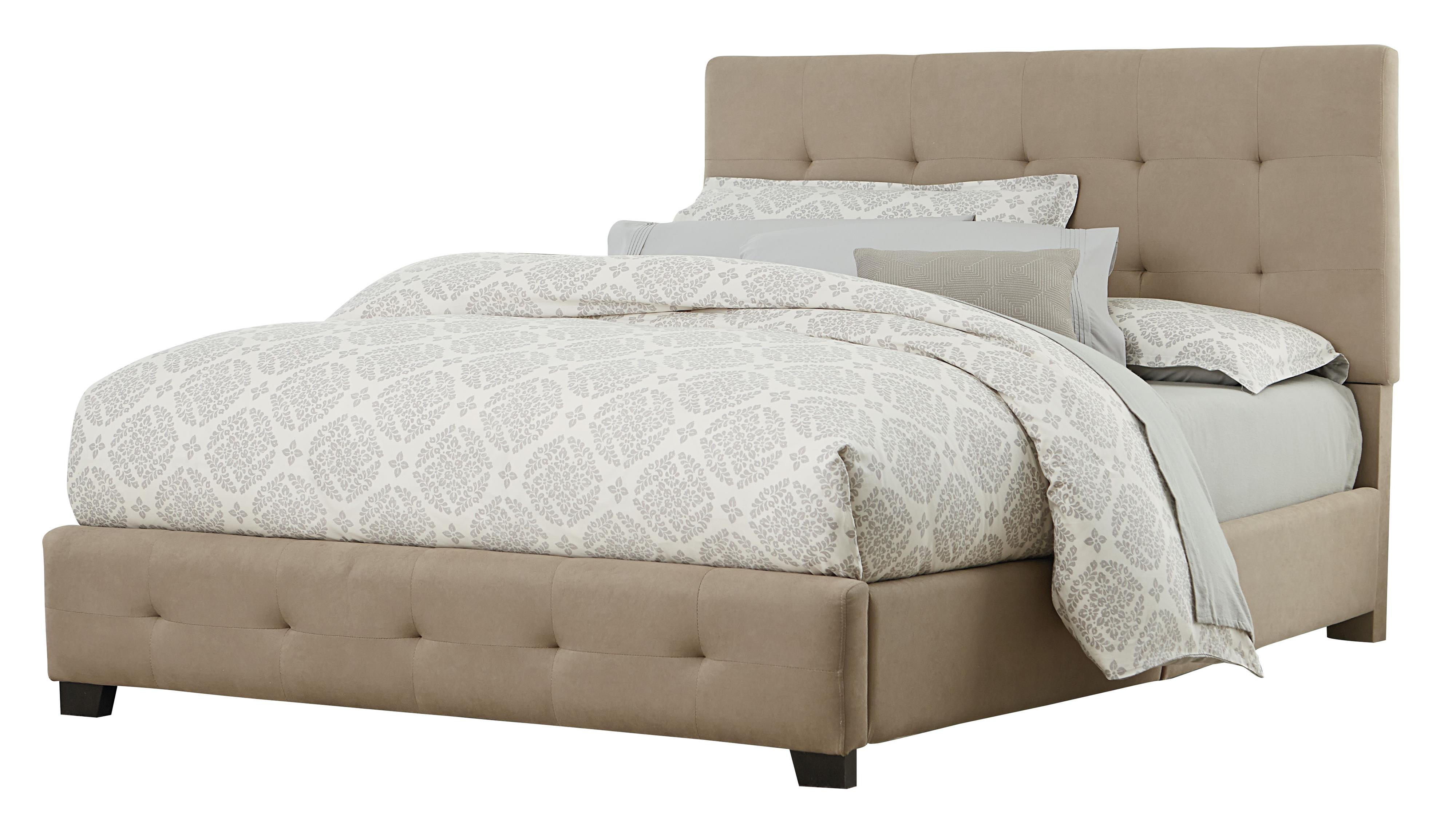 Captivating Standard Furniture Madison Square Queen Microfiber Bed   Item Number: 55675