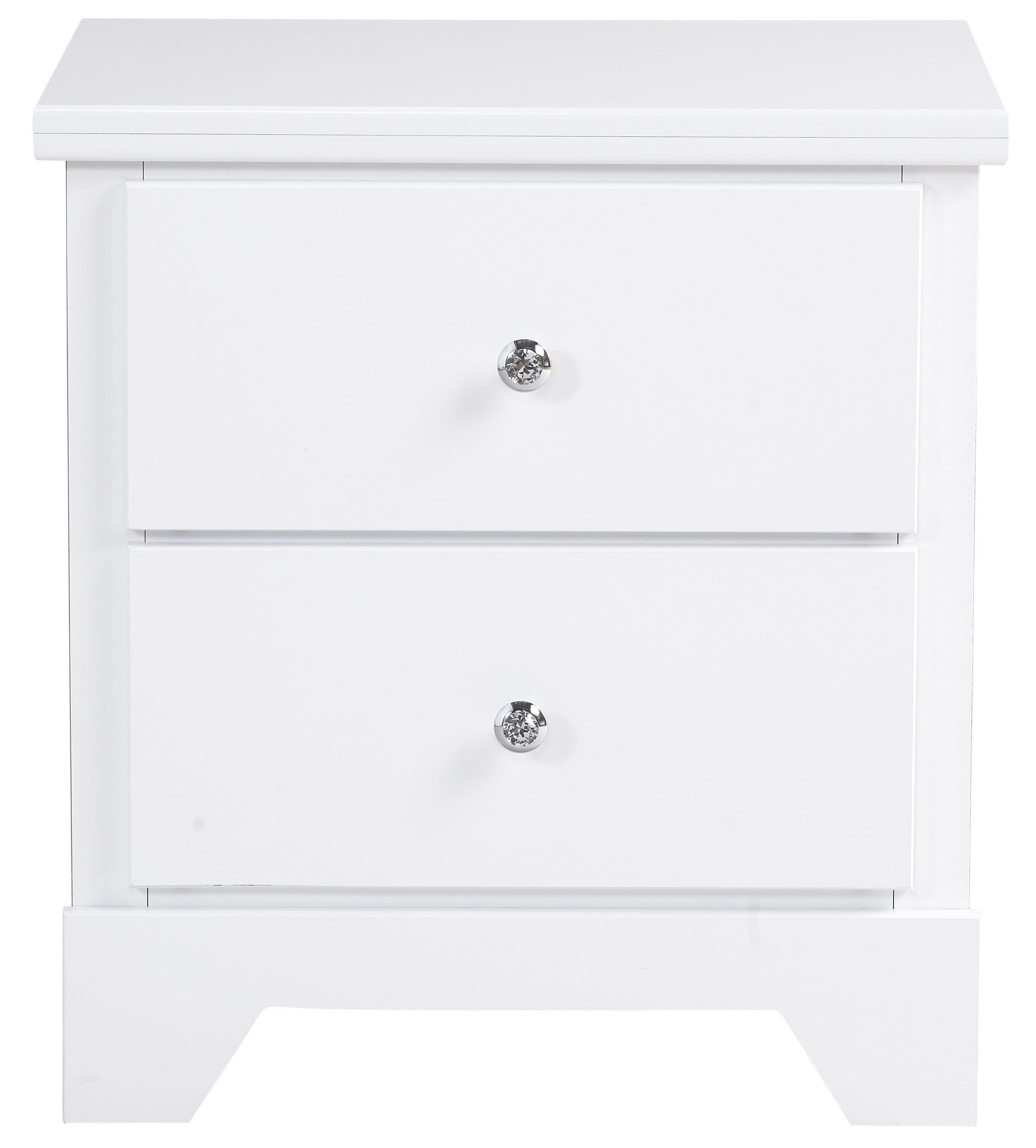 Standard Furniture Marilyn Youth Nightstand with 2 Drawers - Item Number: 66307