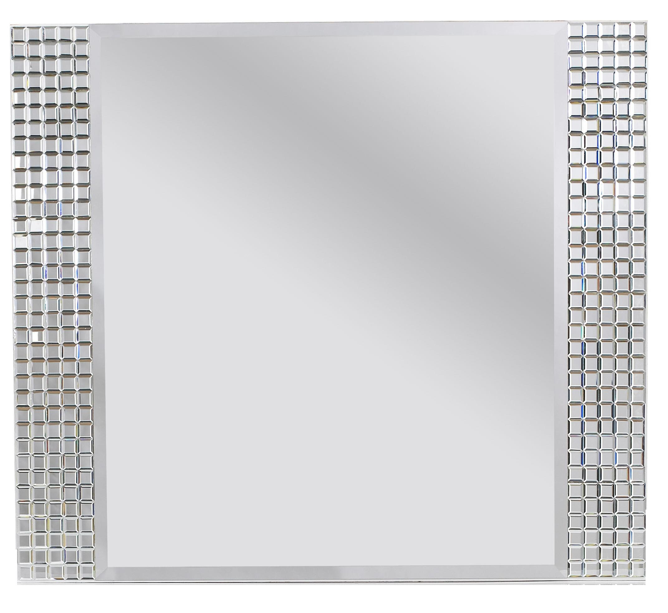 Standard Furniture Marilyn Youth Panel Mirror - Item Number: 66318