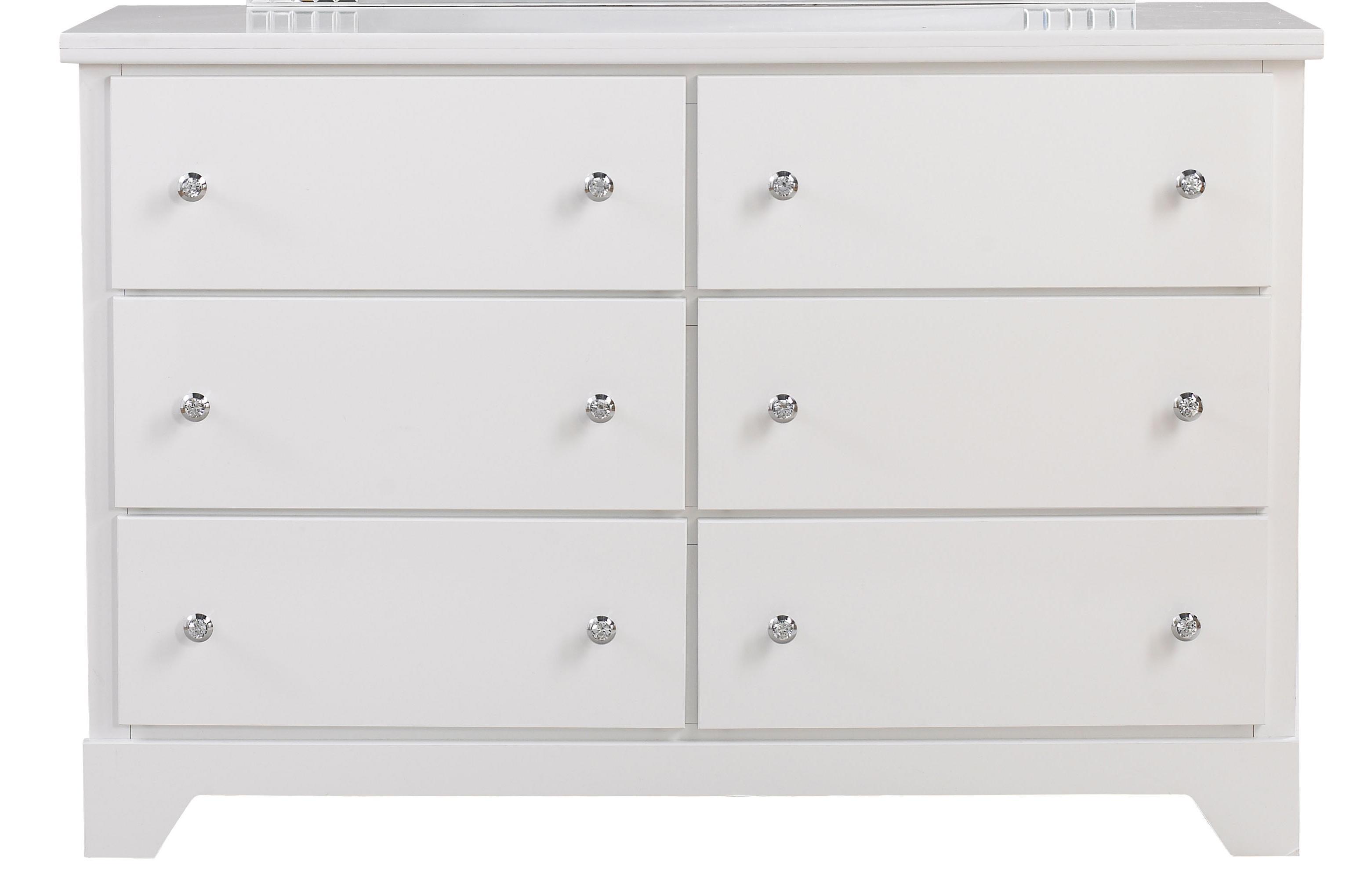 Standard Furniture Marilyn Youth Dresser - Item Number: 66309