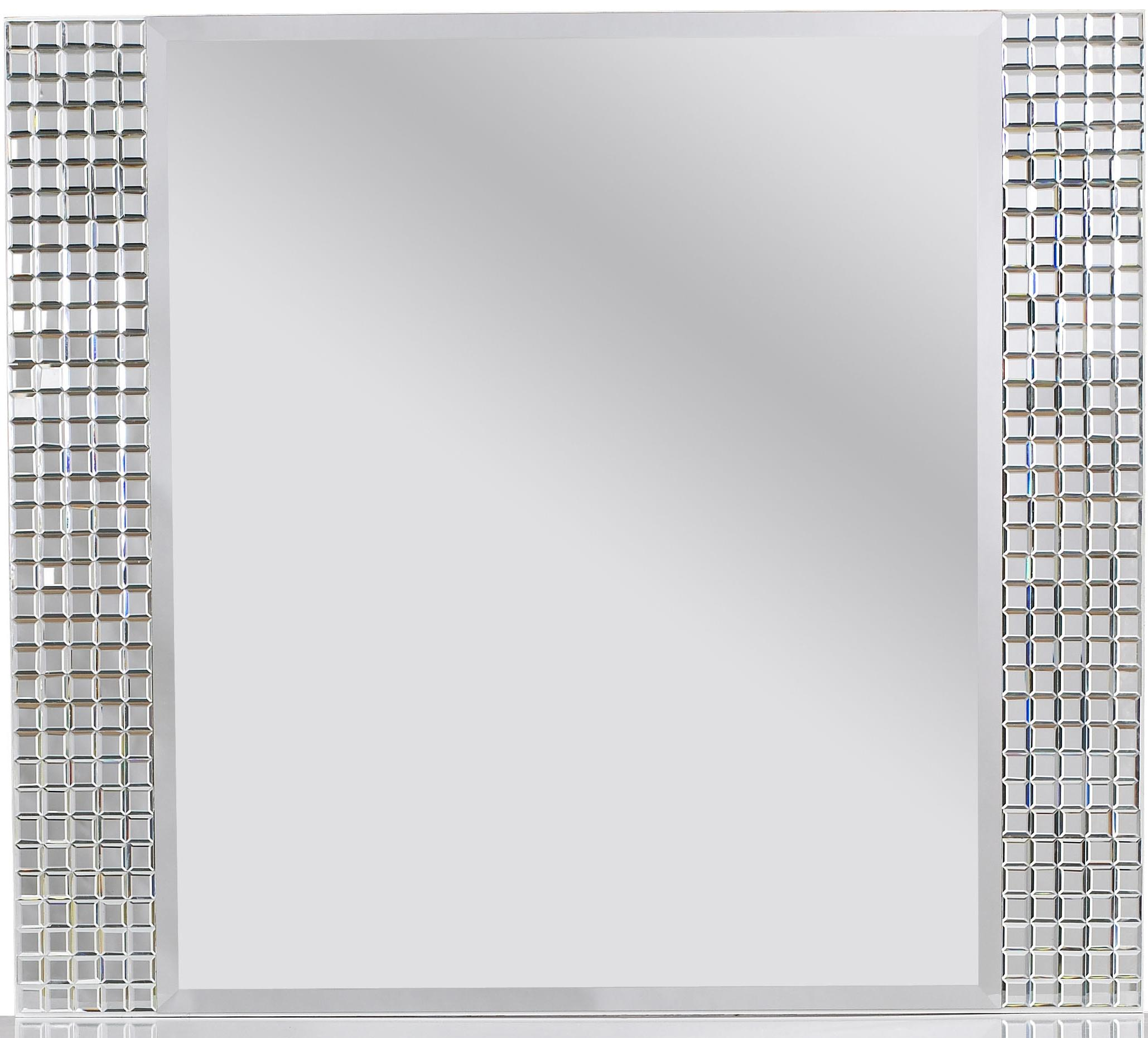 Standard Furniture Marilyn Youth Landscape Mirror - Item Number: 66318
