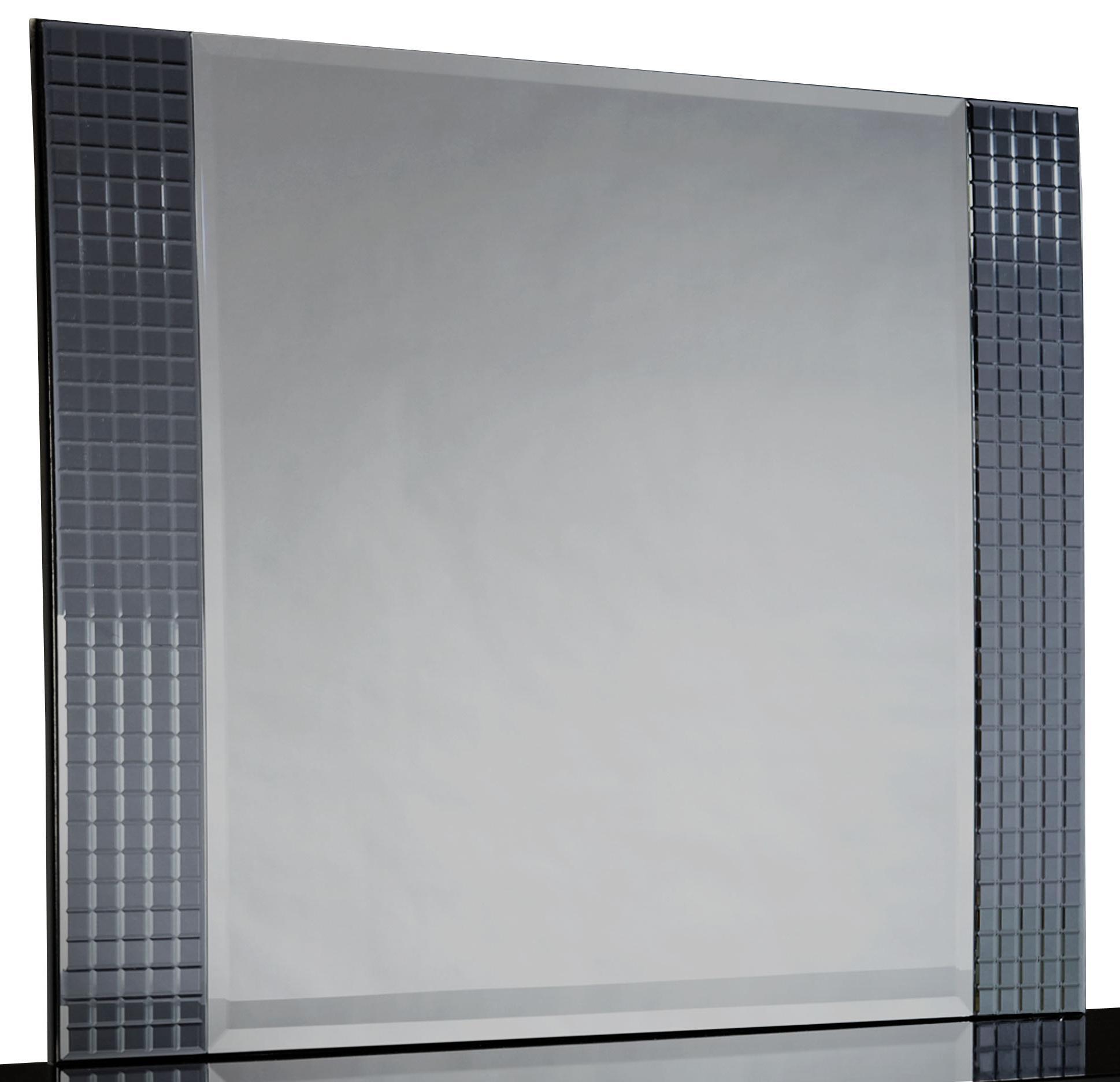 Standard Furniture Marilyn Youth Landscape Mirror - Item Number: 67318