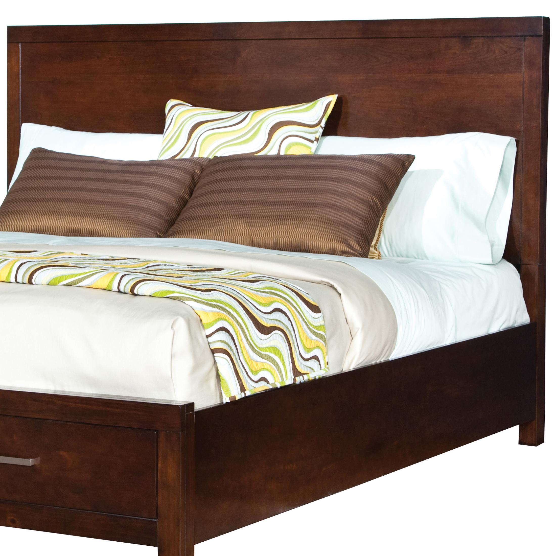 Standard Furniture Metro Full/Queen Panel Headboard                 - Item Number: 87951