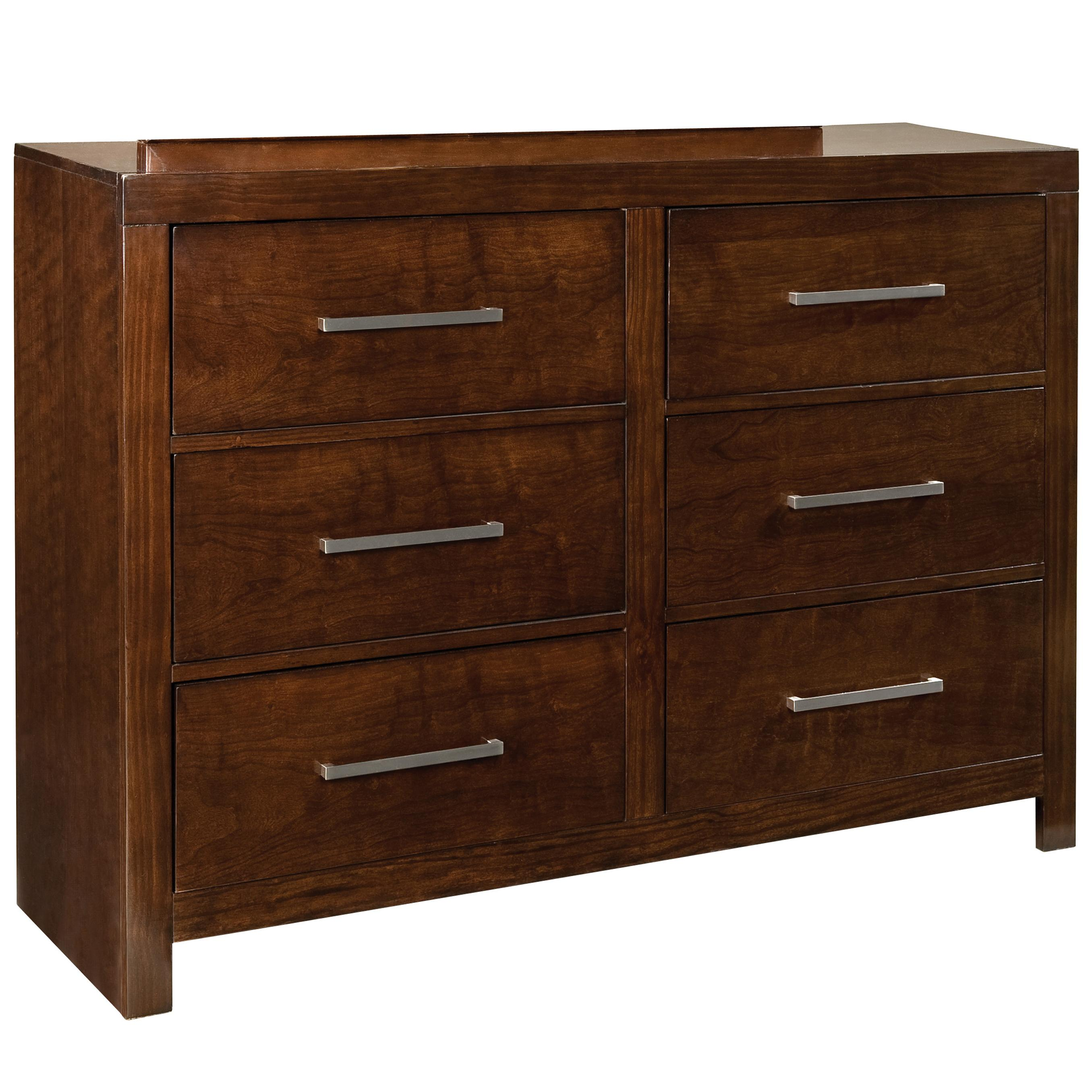 Standard Furniture Metro Dresser - Item Number: 87959