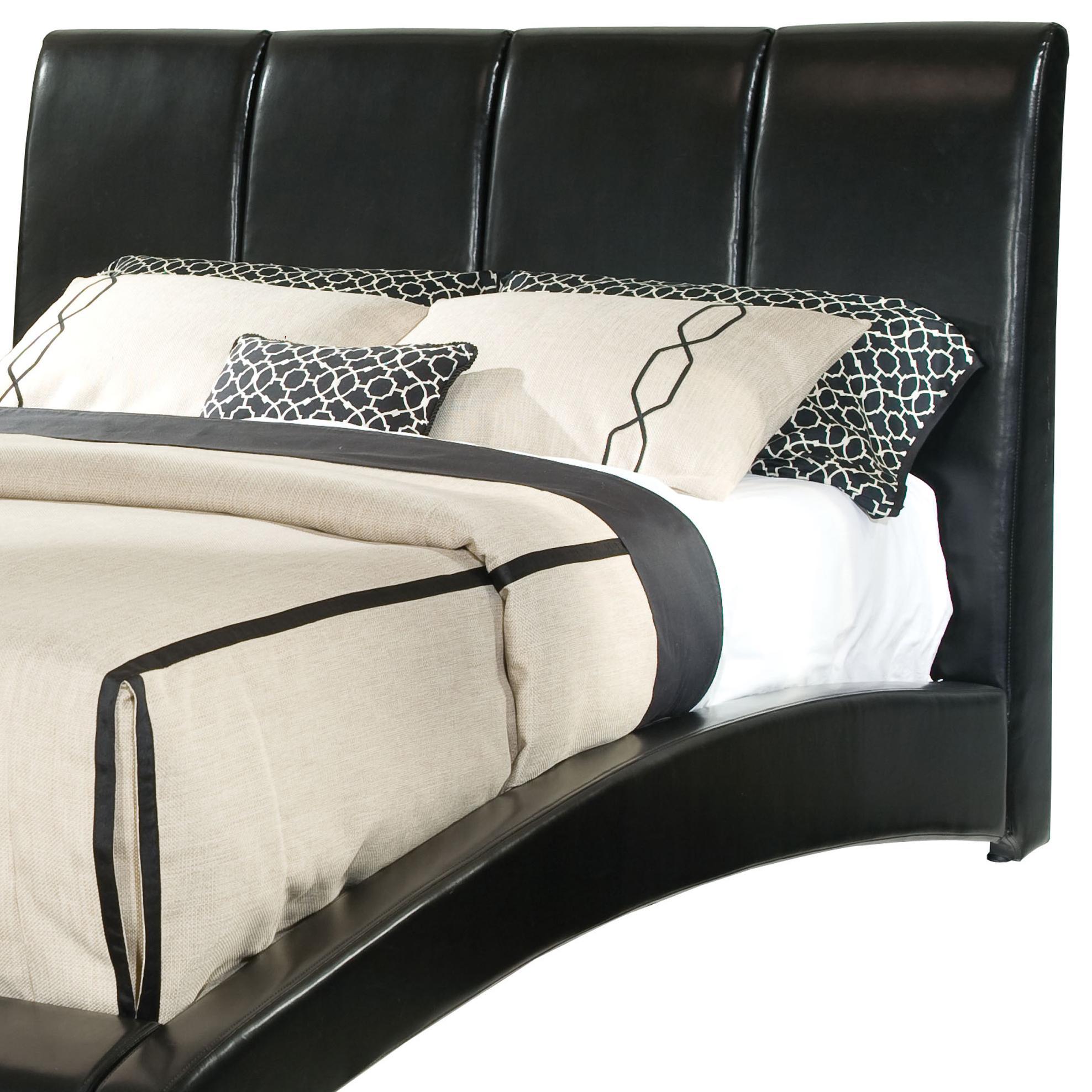 Standard Furniture Moderno Queen Upholstered Headboard - Item Number: 99501