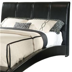 Standard Furniture Moderno King Upholstered Headboard