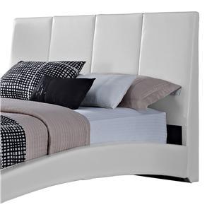 Standard Furniture Moderno  King Upholstered Headboard