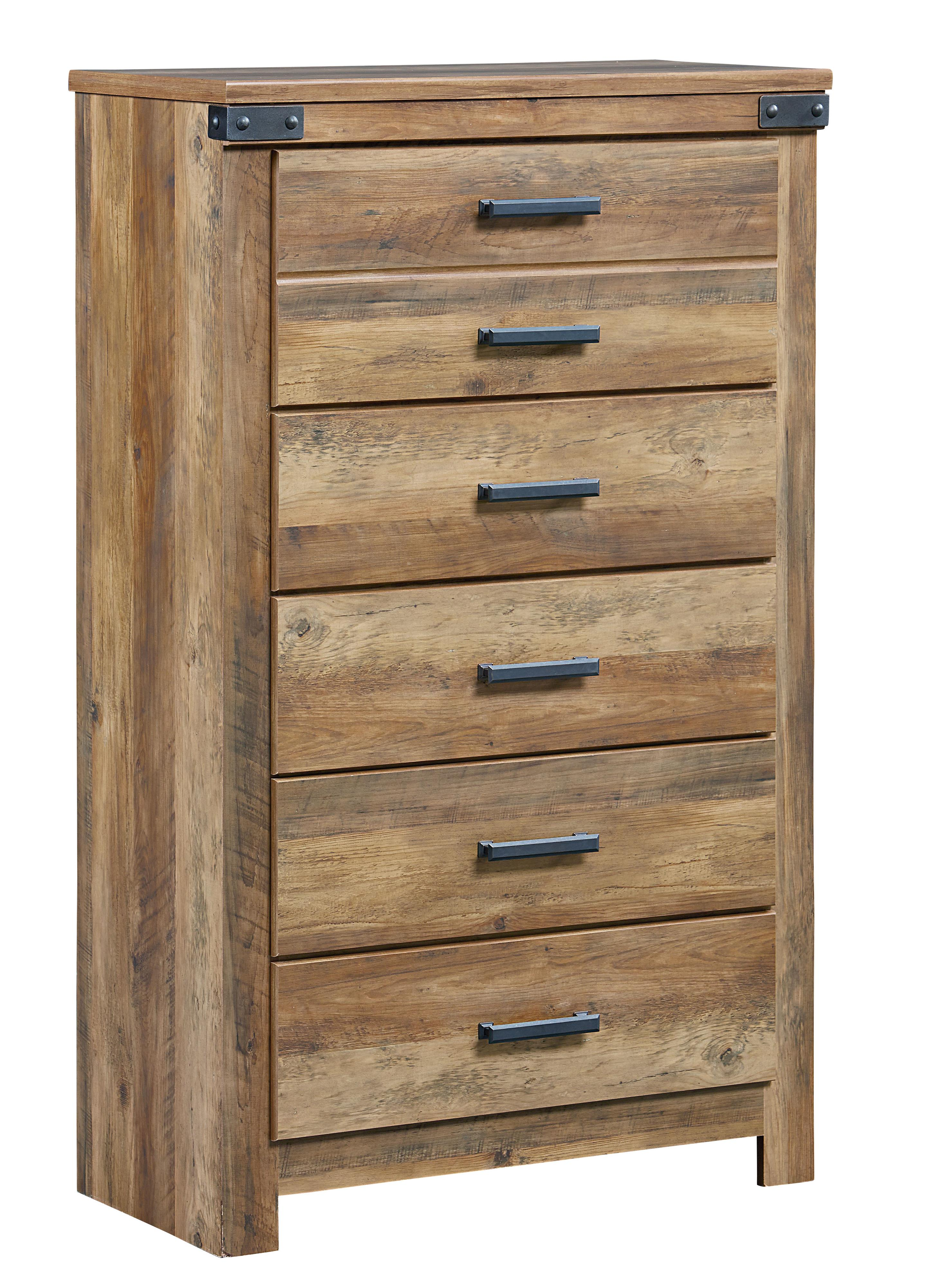 Standard Furniture Montana Chest of Drawers                 - Item Number: 52455