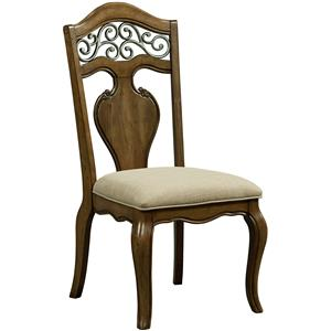 Standard Furniture Monterey Side Chair