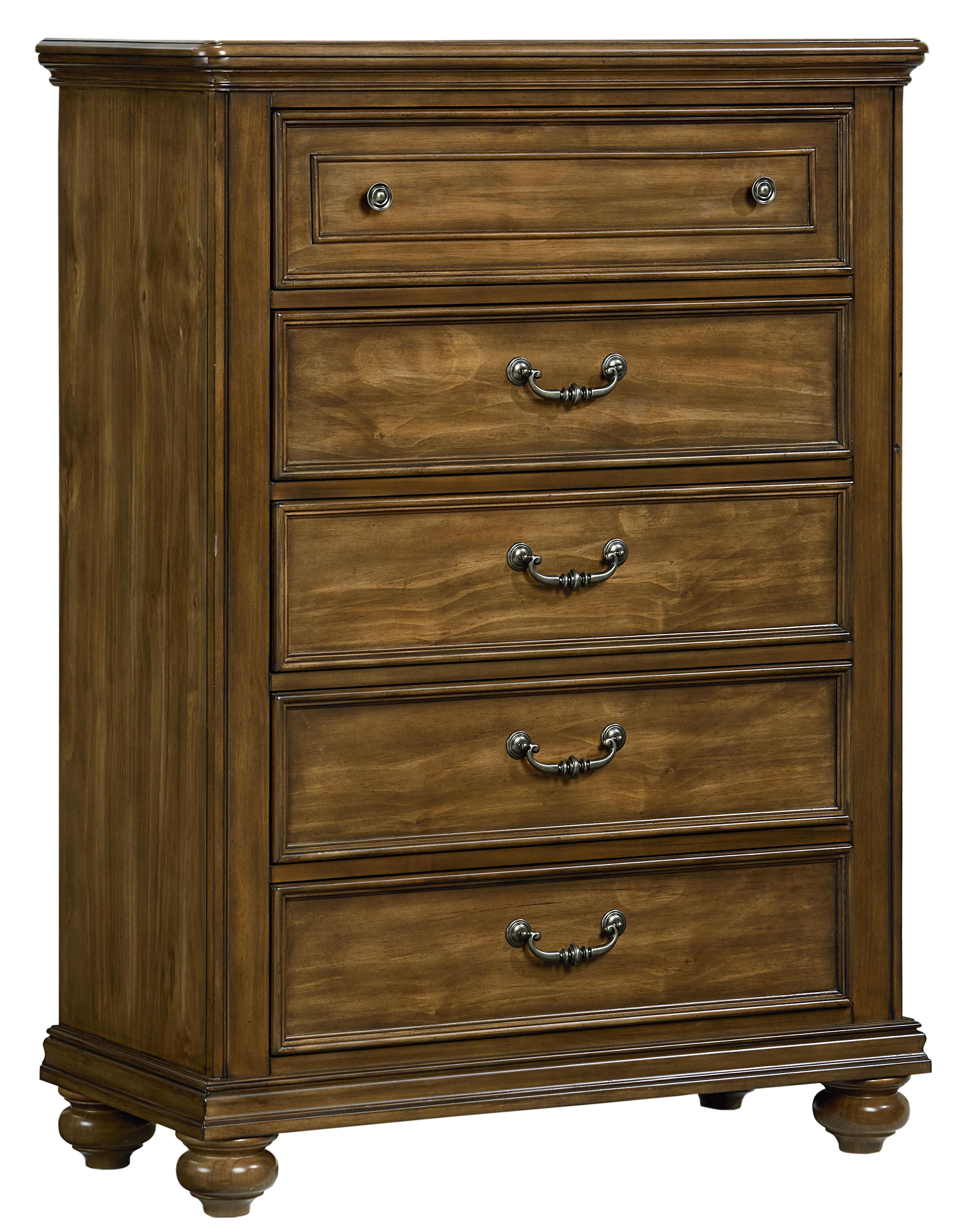 Standard Furniture Monterey Chest of Drawers                         - Item Number: 81905