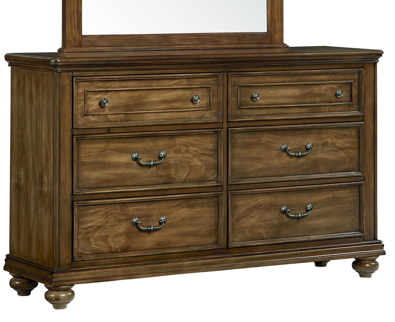 Standard Furniture Monterey Dresser                                  - Item Number: 81909