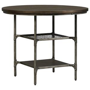 Standard Furniture Montvale Round Pub Table