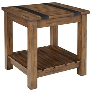 Standard Furniture Nelson End Table