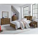 Standard Furniture Nelson Full Bedroom Group - Item Number: 90250 F Bedroom Group 1