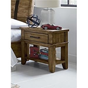 Standard Furniture Nelson Youth Nightstand
