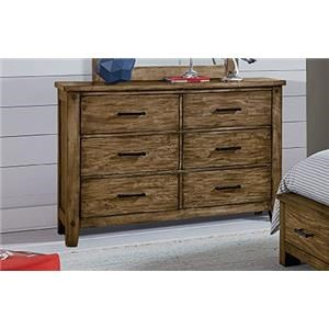 Standard Furniture Nelson Youth Dresser