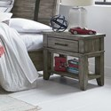 Standard Furniture Nelson Nightstand - Item Number: 90357