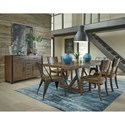 Standard Furniture Nelson Formal Dining Room Group - Item Number: 92500 Dining Room Group 1