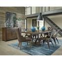 Standard Furniture Nelson Formal Dining Room Group - Item Number: 92500 Dining Room Group 2