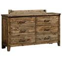 Standard Furniture Nelson Dresser - Item Number: 92509