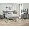 VFM Signature Nelson Queen Bedroom Group - Item Number: 96550 Q Bedroom Group 1