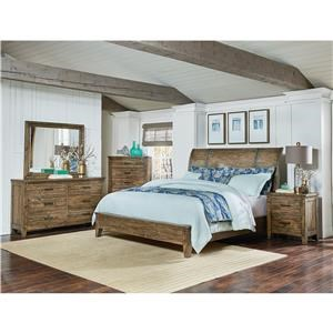 Standard Furniture Nelson Queen Bedroom Group