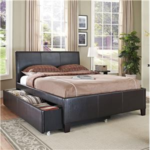 Standard Furniture New York  Full Trundle Bed