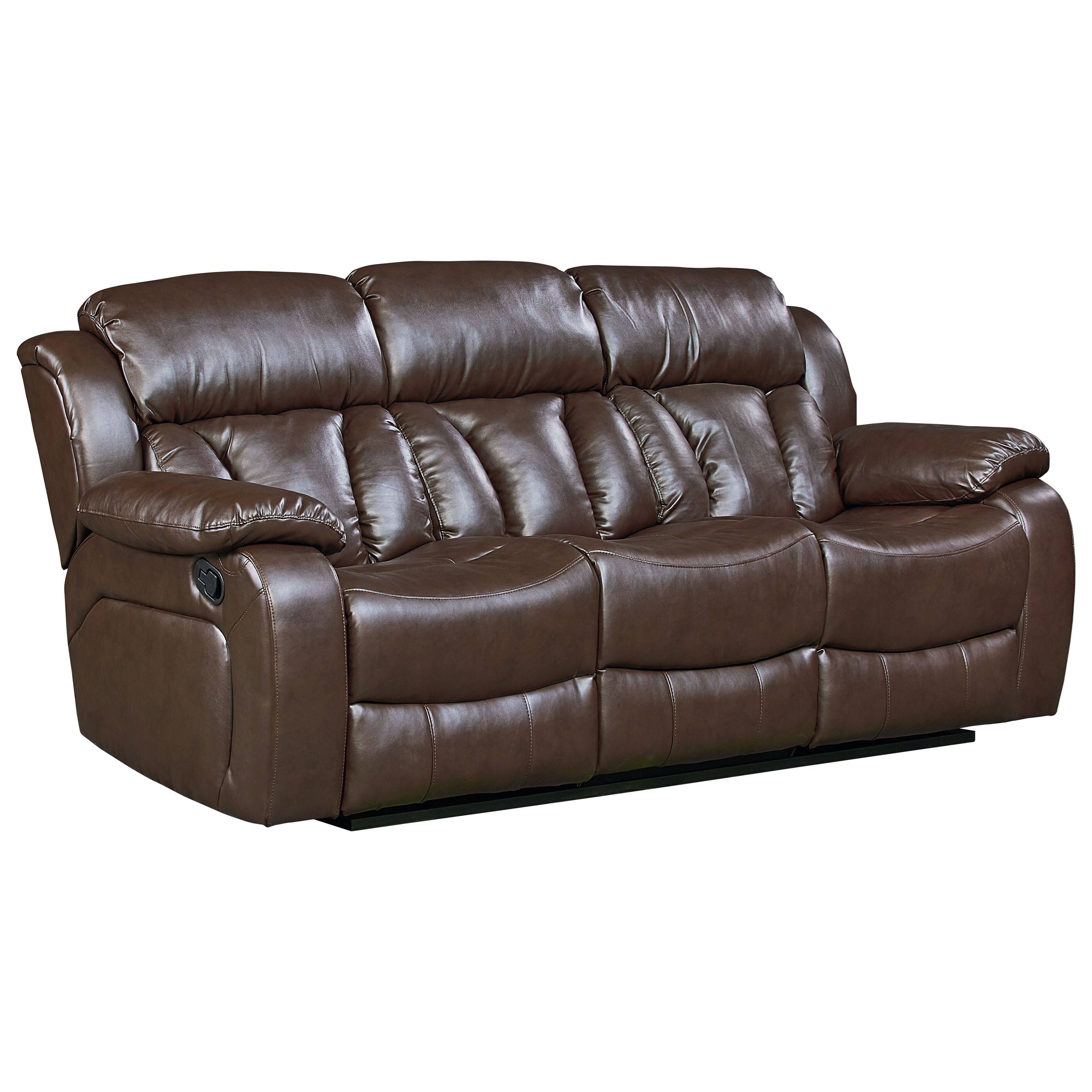 Standard Furniture North Shore Reclining Sofa - Item Number: 4003391