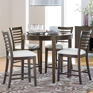 Standard Furniture Noveau Counter Height Dining Set