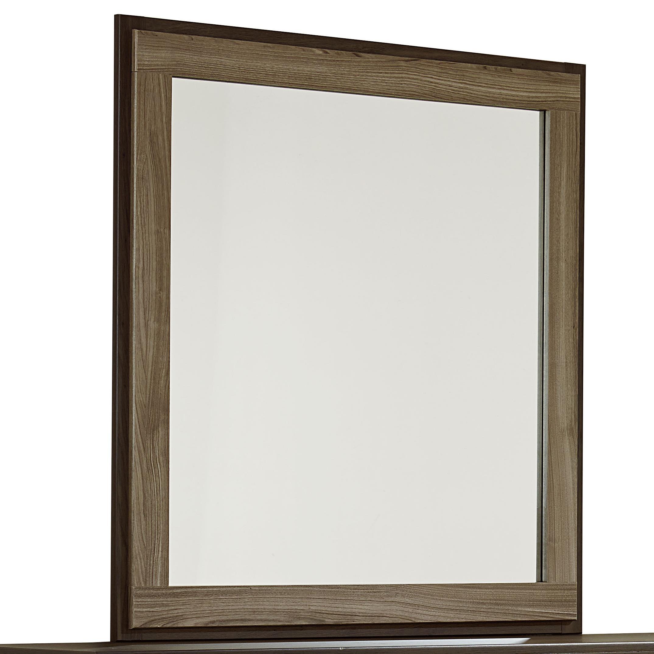 Standard Furniture Oakland Panel Mirror                         - Item Number: 69718