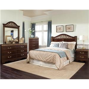Standard Furniture Odessa Full/Queen Bedroom Group