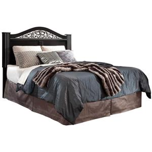 Standard Furniture Odessa King Headboard