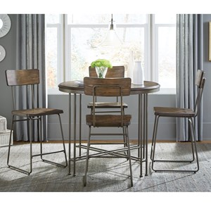 Standard Furniture Oslo Counter Height Table and Stool Set