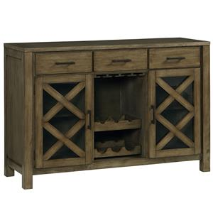 Standard Furniture Omaha Grey Sideboard