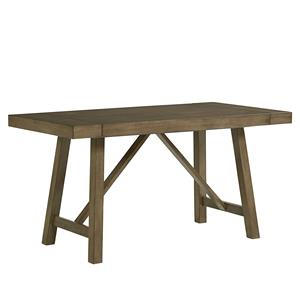 Standard Furniture Omaha Grey Counter Height Dining Room Table