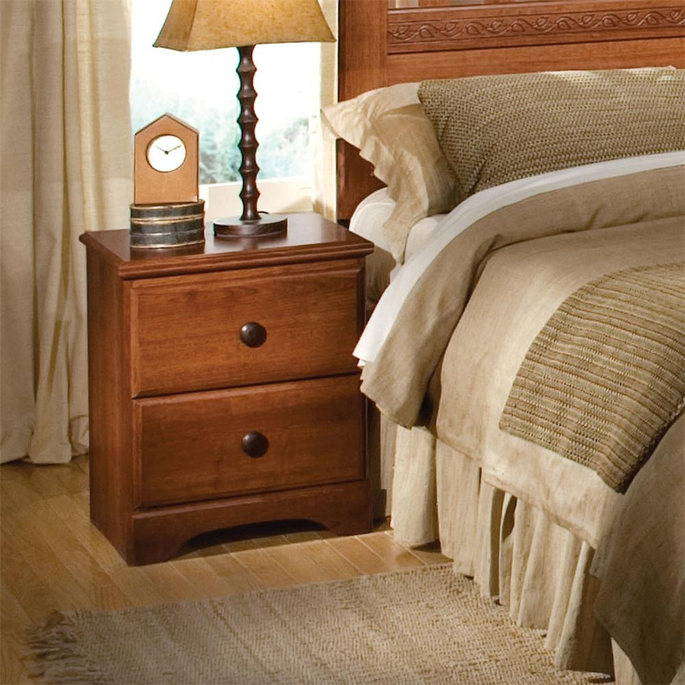 Standard Furniture Orchard Park Bedroom Night Stand - Item Number: 58707