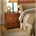 Standard Furniture Orchard Park 2-Drawer Night Stand