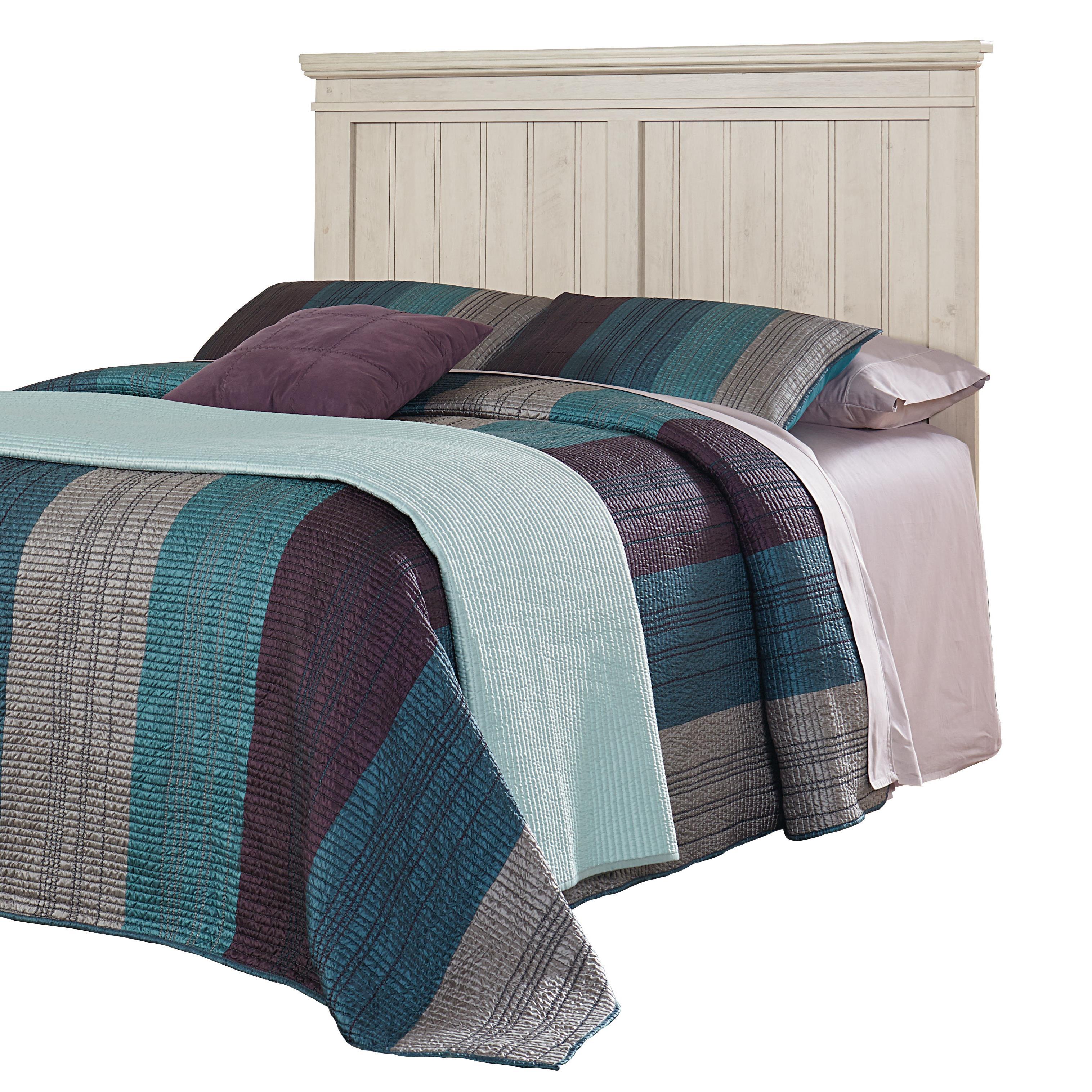 Standard Furniture Outland Lite Full/Queen Headboard            - Item Number: 62942