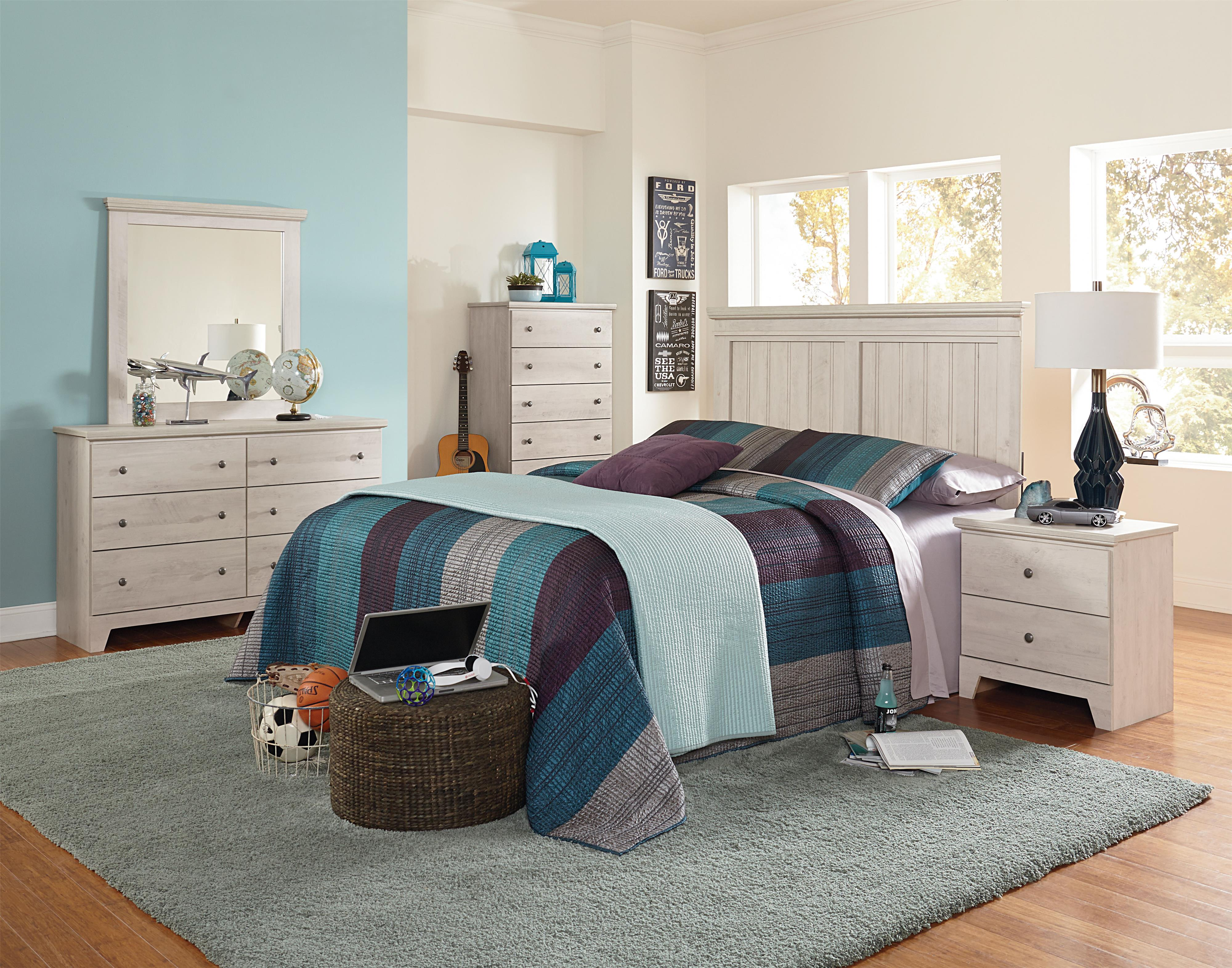 Standard Furniture Outland Lite King Bedroom Group - Item Number: 62950 K Bedroom Group 1